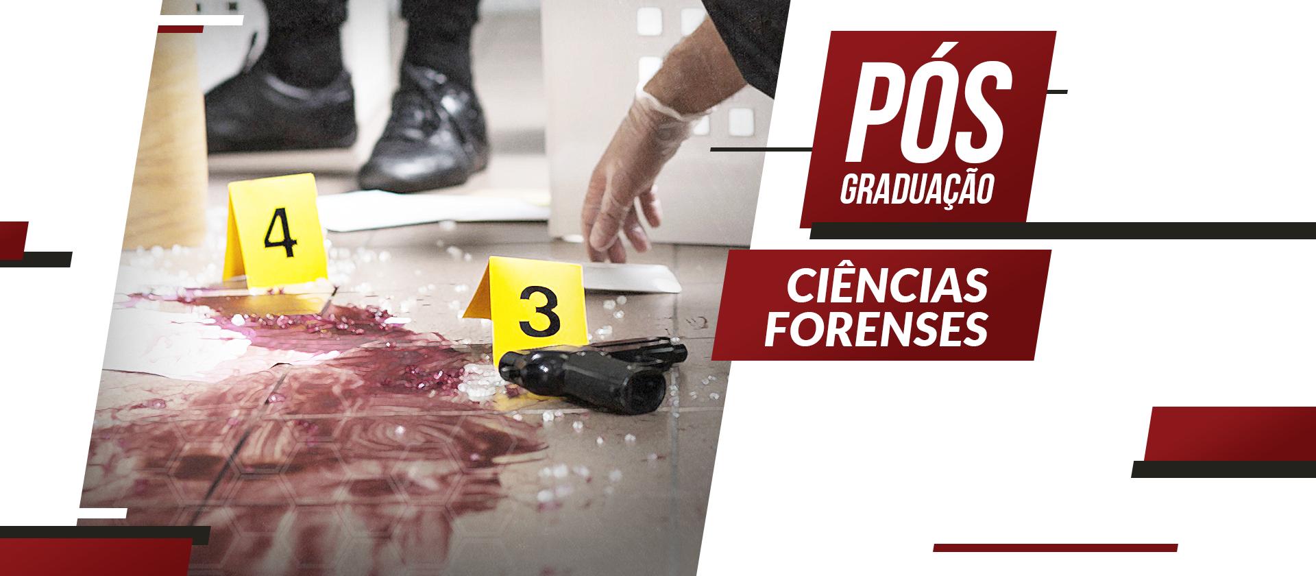 Ciências Forenses - Investigação Criminal